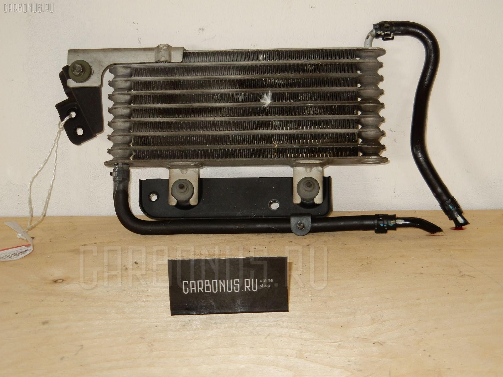 Радиатор АКПП NISSAN WINGROAD WRY11 QR20DE. Фото 2