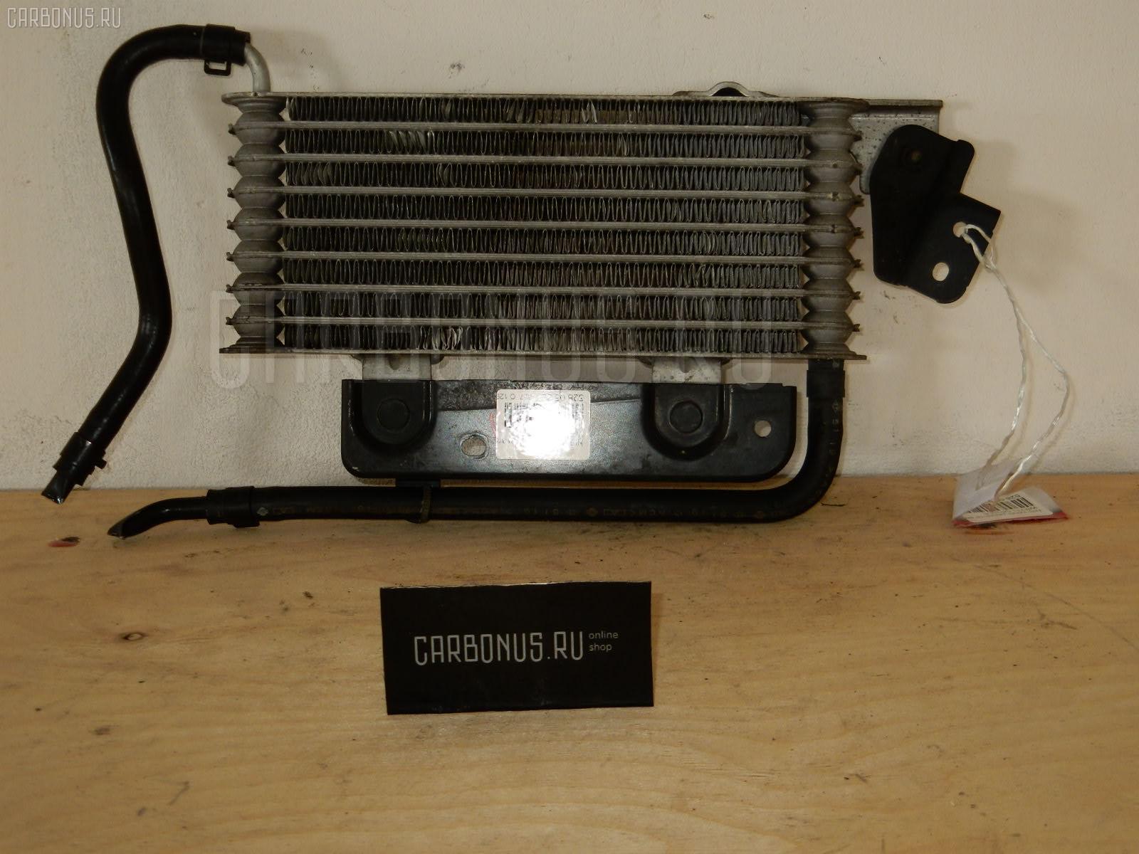 Радиатор АКПП NISSAN WINGROAD WRY11 QR20DE. Фото 3