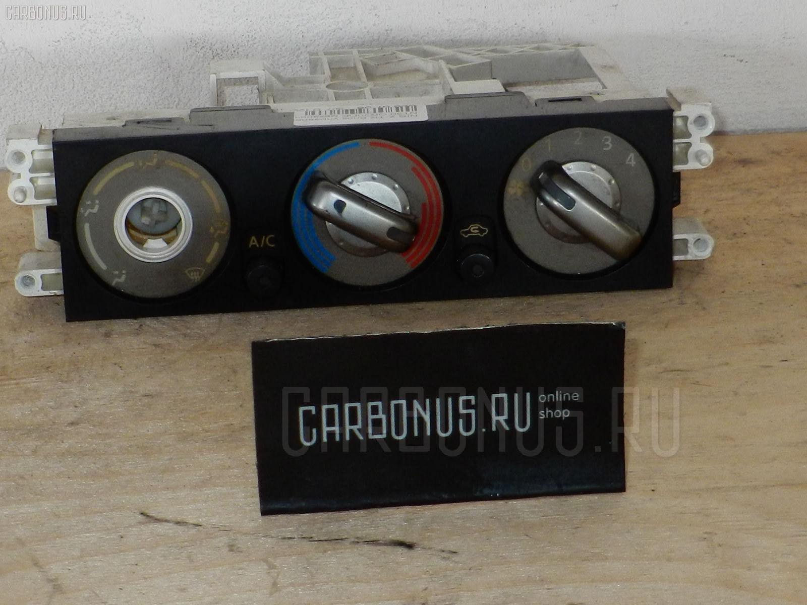 Блок управления климатконтроля NISSAN X-TRAIL NT30 QR20DE. Фото 7