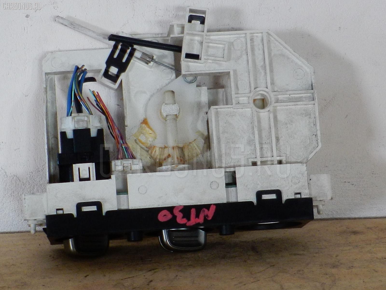 Блок управления климатконтроля NISSAN X-TRAIL NT30 QR20DE. Фото 6