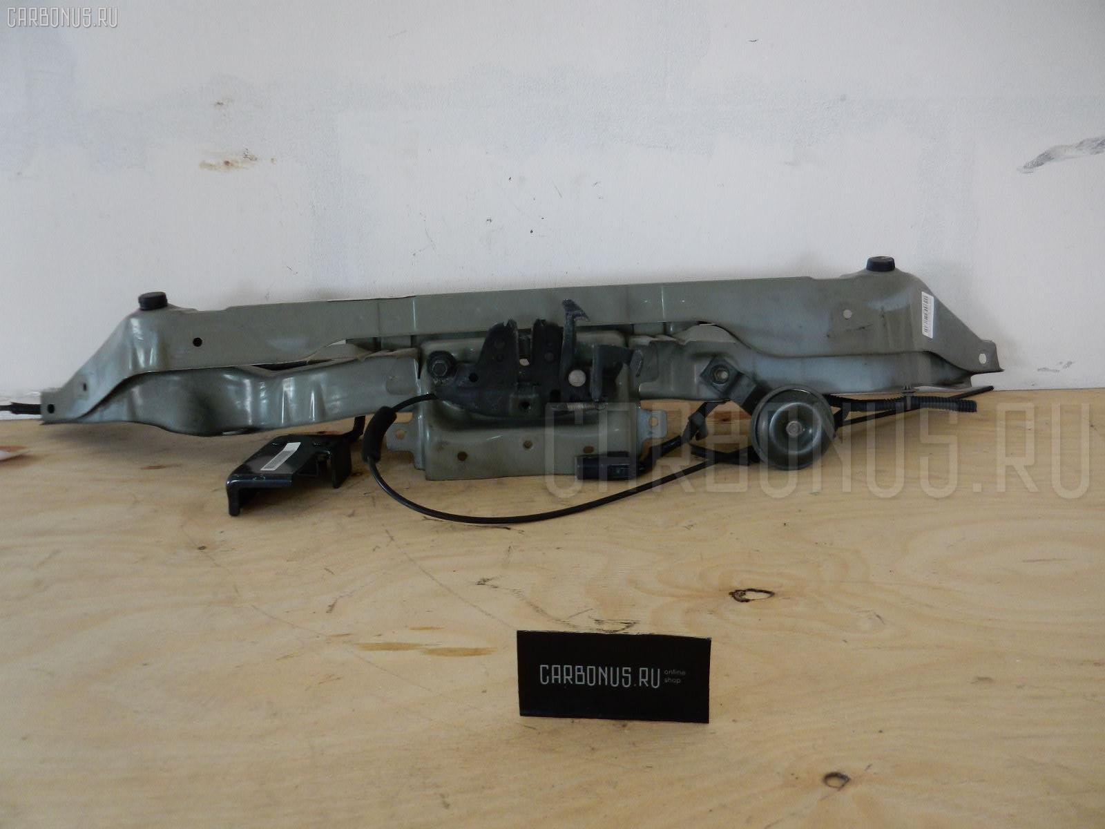 Планка телевизора NISSAN NOTE E11 HR15DE. Фото 6