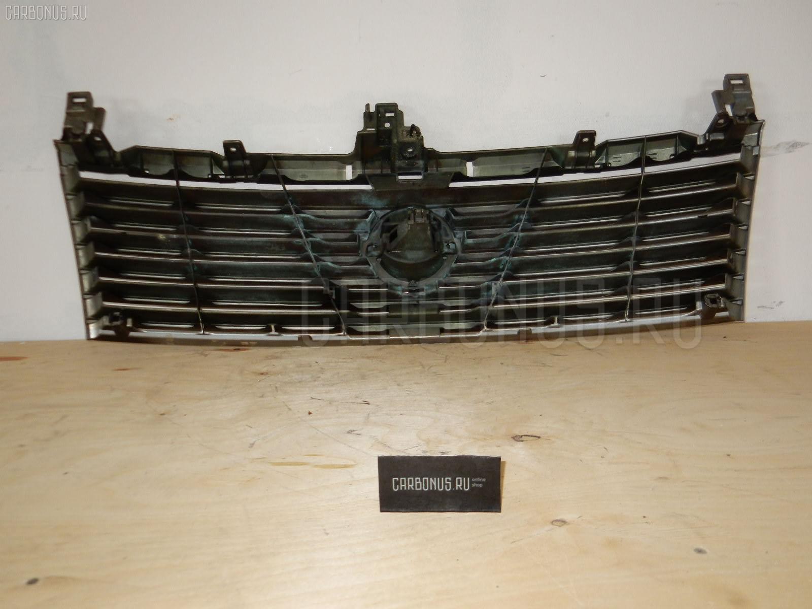 Решетка радиатора NISSAN ELGRAND NE51. Фото 7