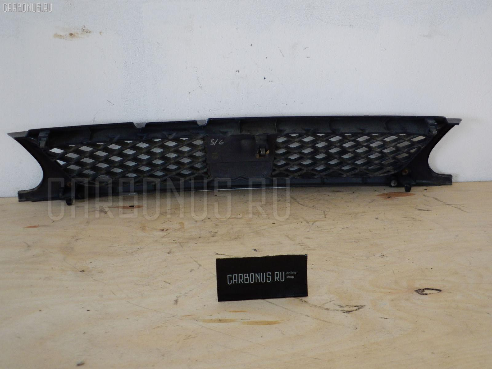 Решетка радиатора NISSAN WINGROAD WFY10 Фото 1