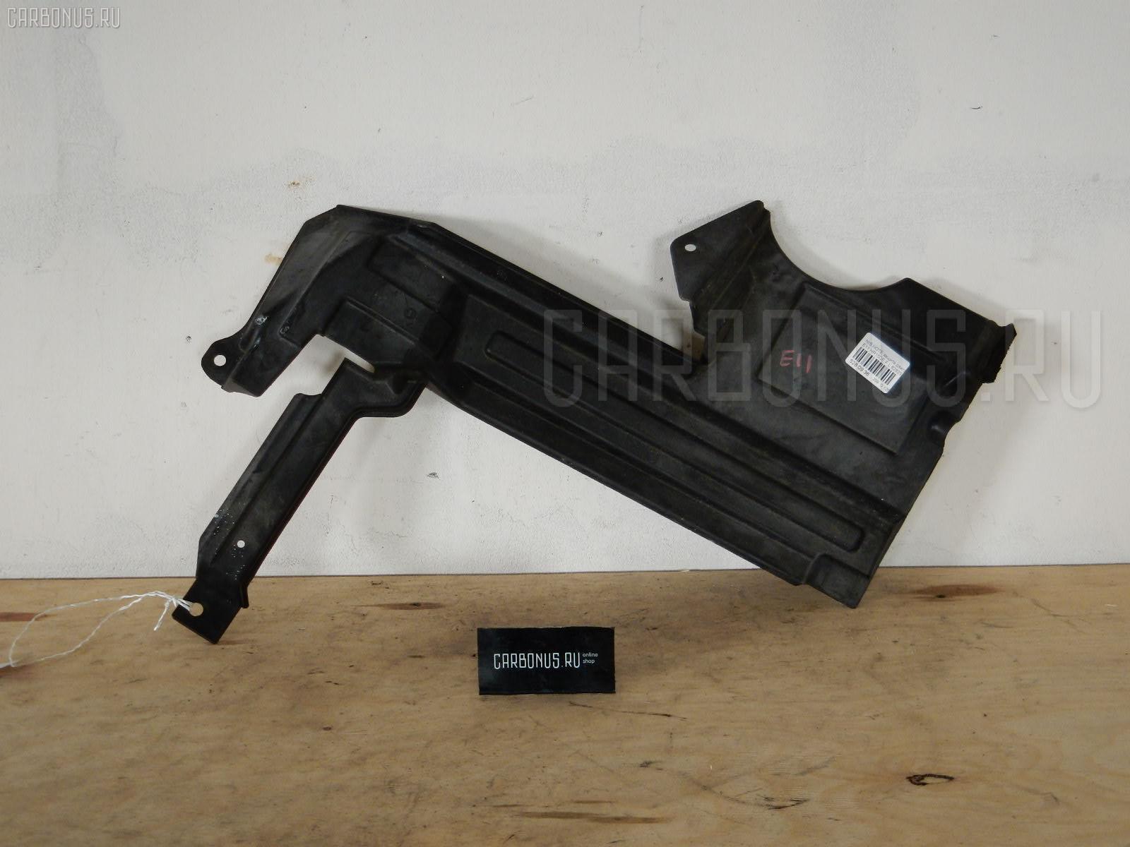 Защита двигателя Nissan Note E11 HR15DE Фото 1