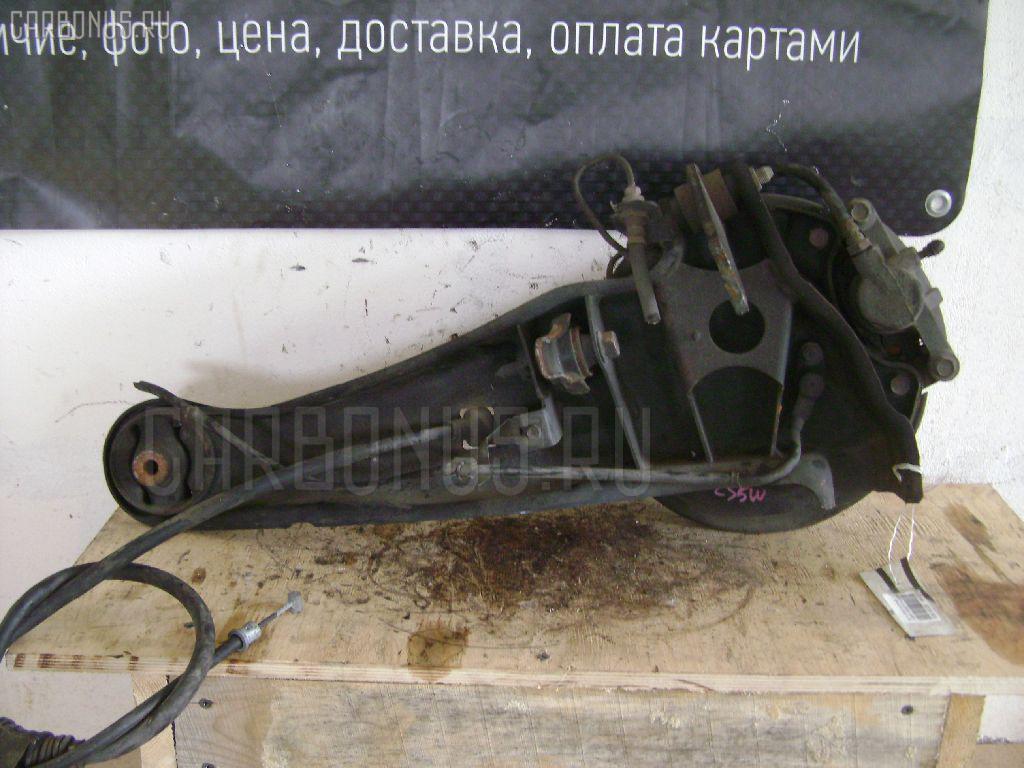 Ступица Mitsubishi Lancer cedia wagon CS5W 4G93 Фото 1