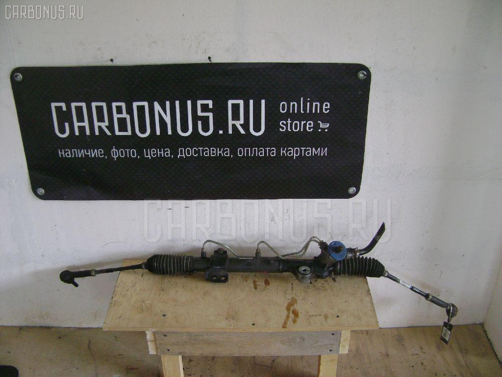 Рулевая рейка NISSAN WINGROAD WRY11 QR20DE. Фото 6
