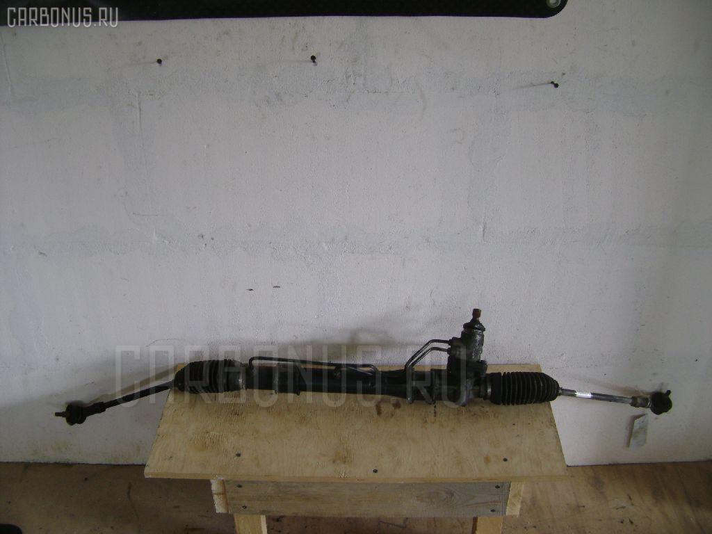Рулевая рейка MITSUBISHI PAJERO IO H76W 4G93. Фото 8