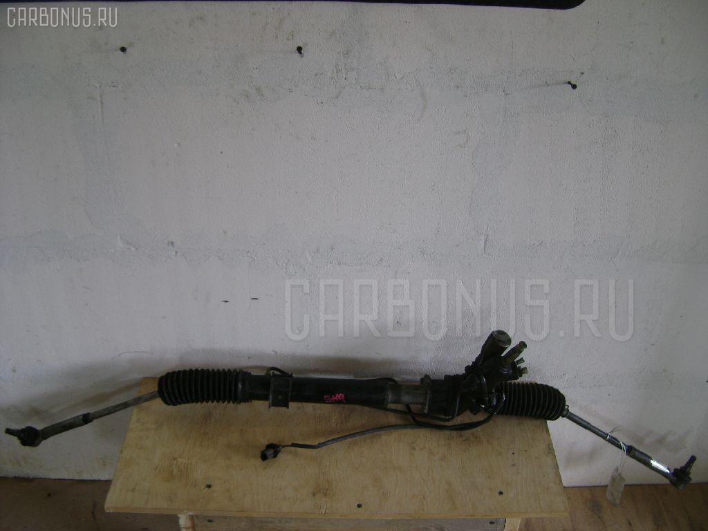 Рулевая рейка SUBARU LEGACY WAGON BH9 EJ25. Фото 3