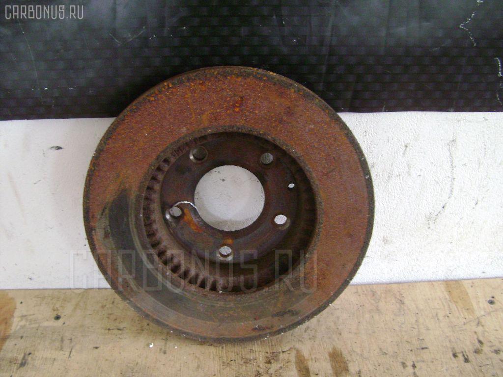 Тормозной диск FORD FREDA SGLR WL Фото 2