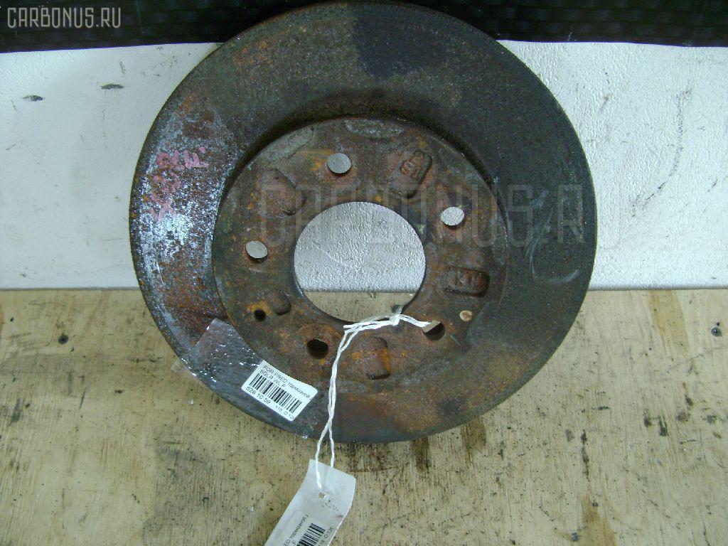 Тормозной диск FORD FREDA SGLR WL Фото 1