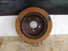 Тормозной диск NISSAN ELGRAND E51 VQ35DE Заднее