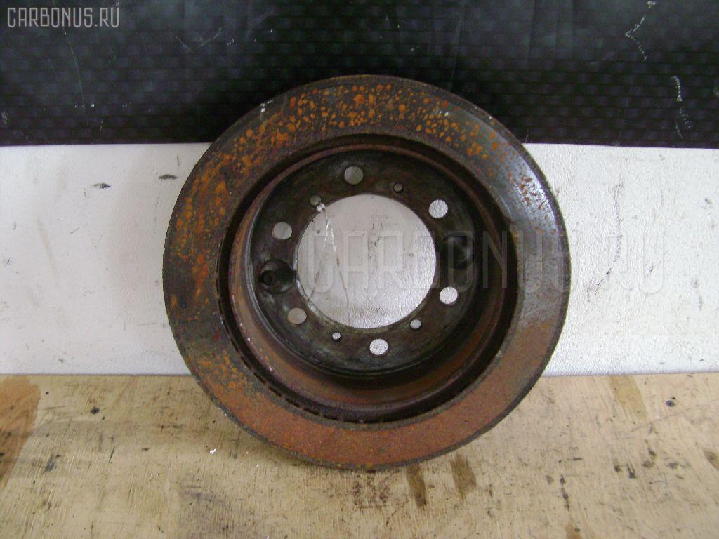 Тормозной диск TOYOTA GRAND HIACE VCH10W 5VZ-FE. Фото 8
