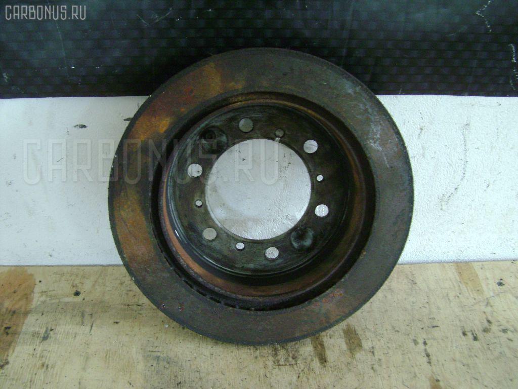 Тормозной диск TOYOTA GRAND HIACE VCH10W 5VZ-FE. Фото 10