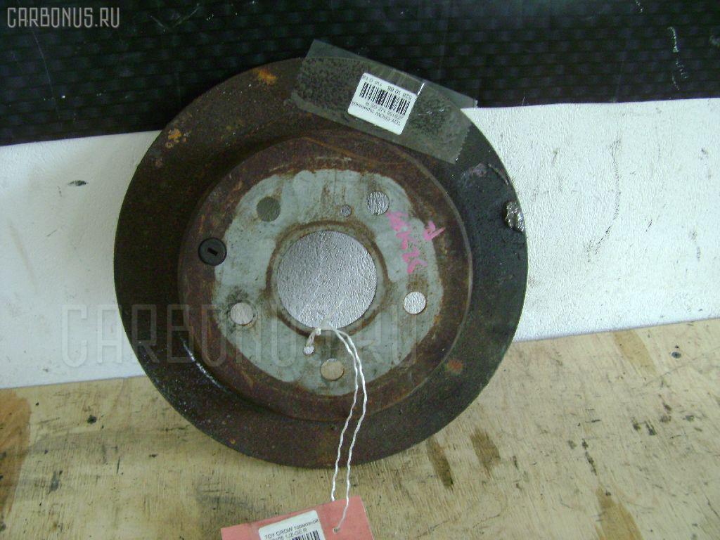 Тормозной диск TOYOTA CROWN JZS155 1JZ-GE Фото 1