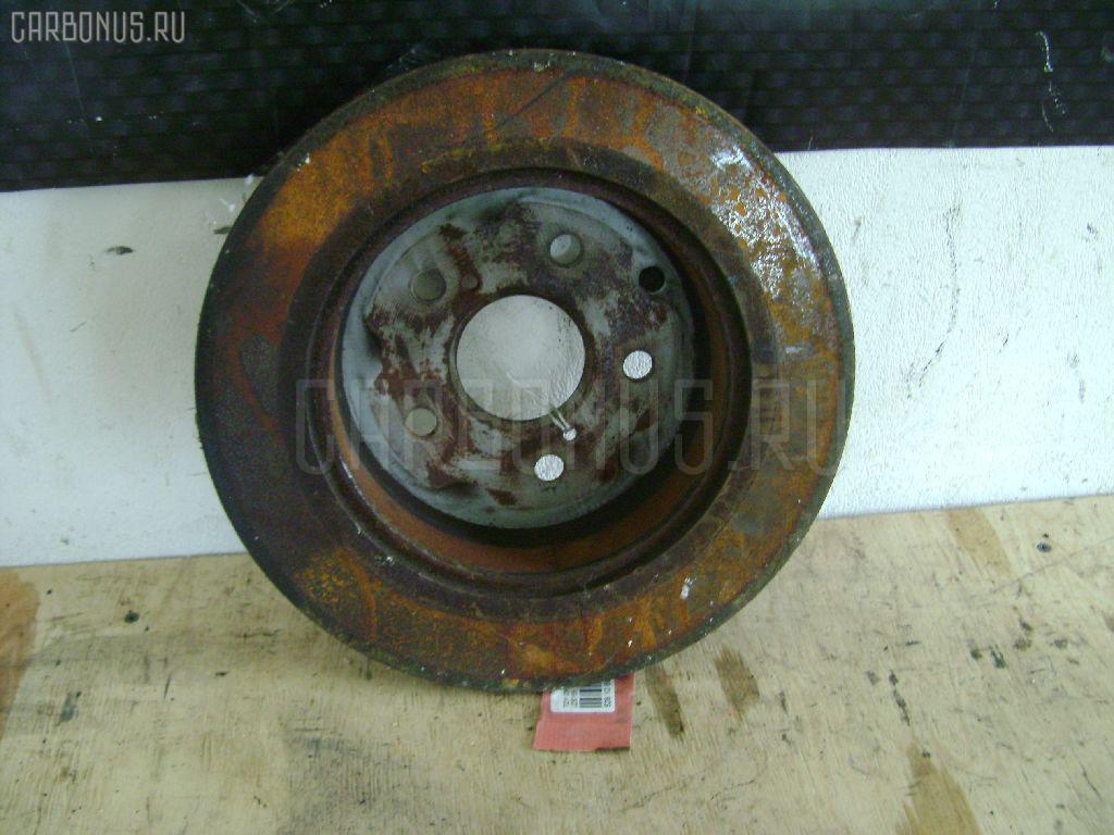 Тормозной диск TOYOTA CROWN JZS155 1JZ-GE Фото 2
