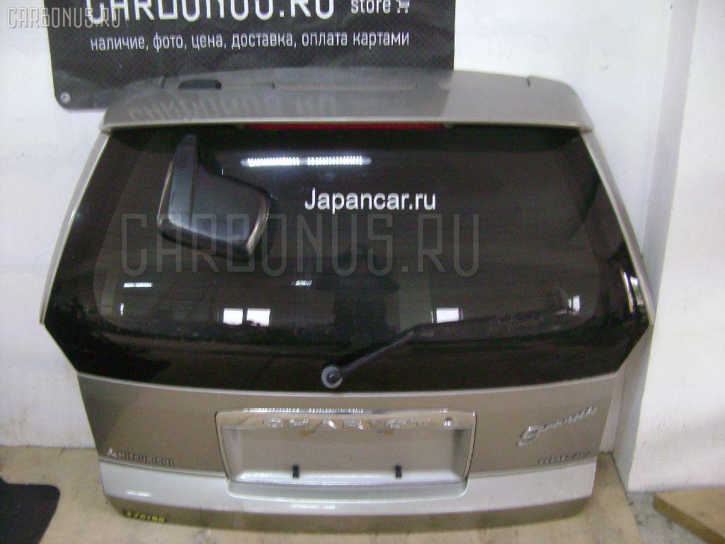 Дверь задняя MITSUBISHI CHARIOT GRANDIS N94W. Фото 2