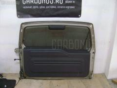 Дверь задняя Mitsubishi Pajero io H66W Фото 3