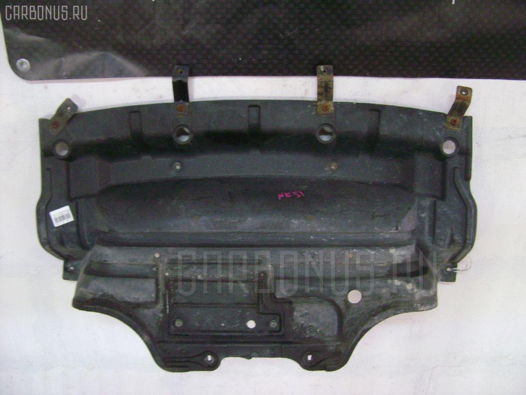 Защита двигателя Nissan Elgrand NE51 VQ35DE Фото 1