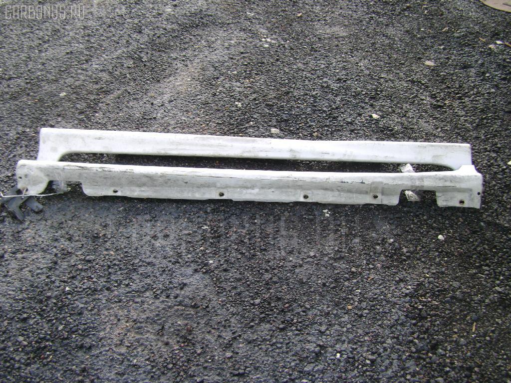 Порог кузова пластиковый ( обвес ) TOYOTA CALDINA ST210 Фото 1