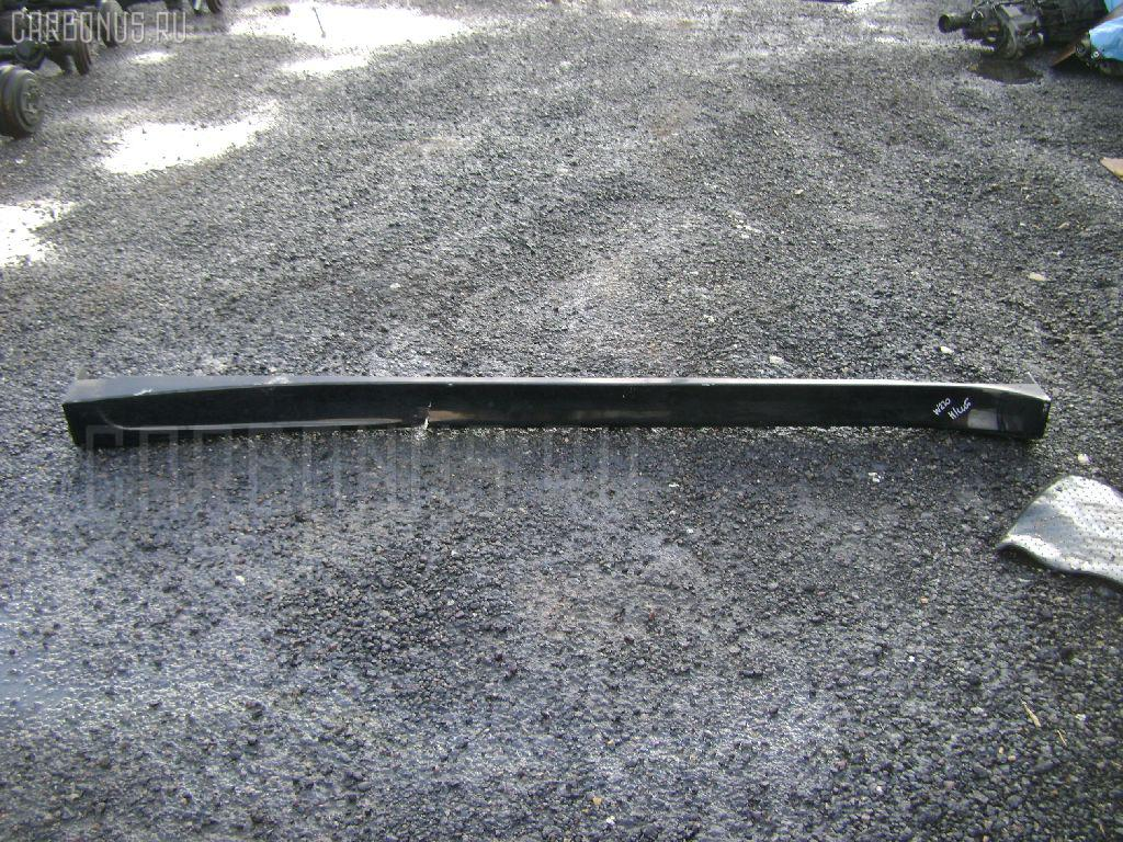 Порог кузова пластиковый ( обвес ) MERCEDES-BENZ E-CLASS W220175 Фото 2