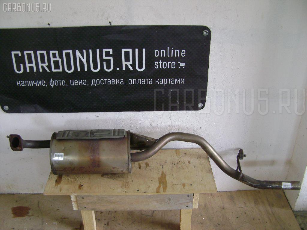 Глушитель HONDA HR-V GH3 D16A Фото 1
