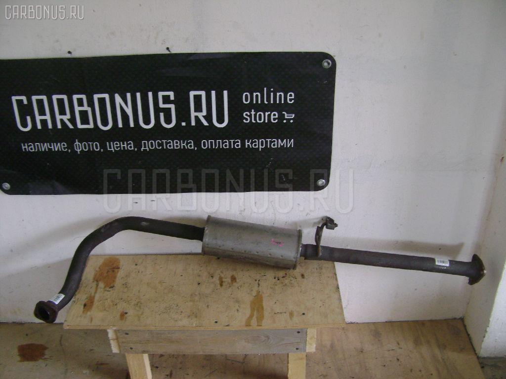 Глушитель HONDA HR-V GH4 D16A Фото 1