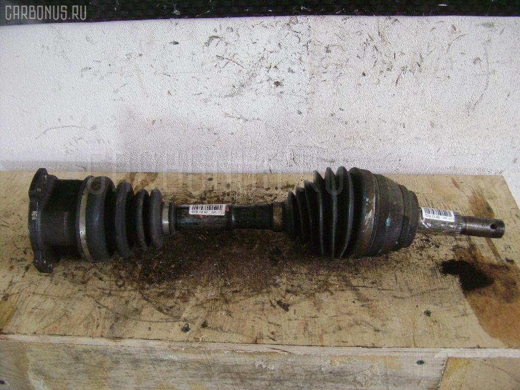 Привод NISSAN ELGRAND NE51 VQ35DE Фото 1