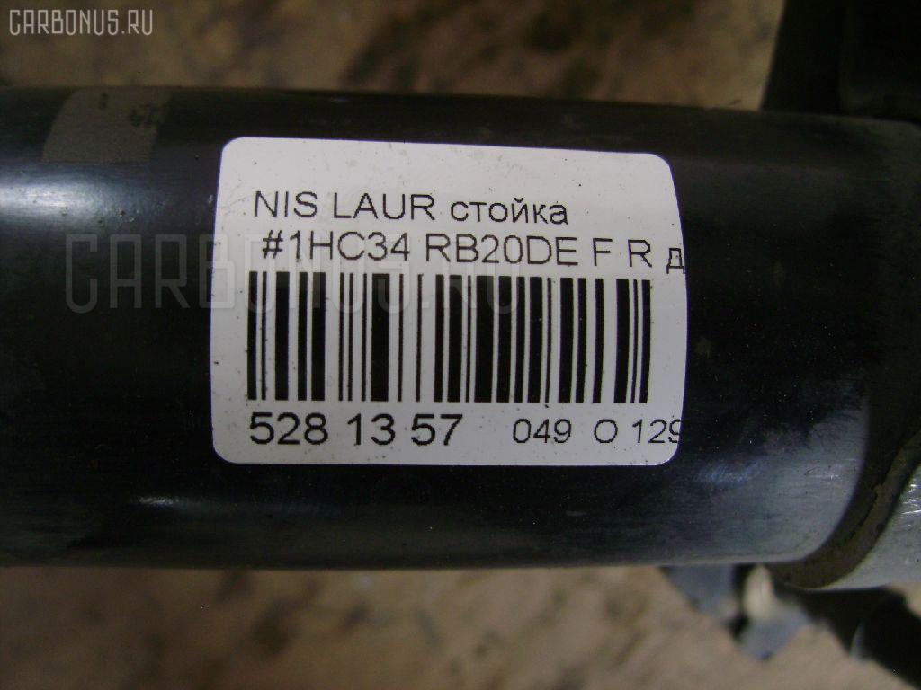 Стойка NISSAN LAUREL HC34 RB20DE Фото 3