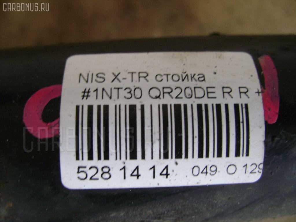 Стойка NISSAN X-TRAIL NT30 QR20DE Фото 4