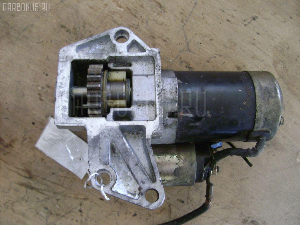Стартер MAZDA MPV LW5W GY Фото 2