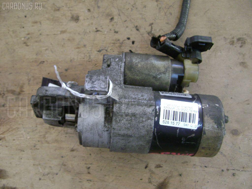 Стартер MAZDA MPV LW3W L3-DE. Фото 1