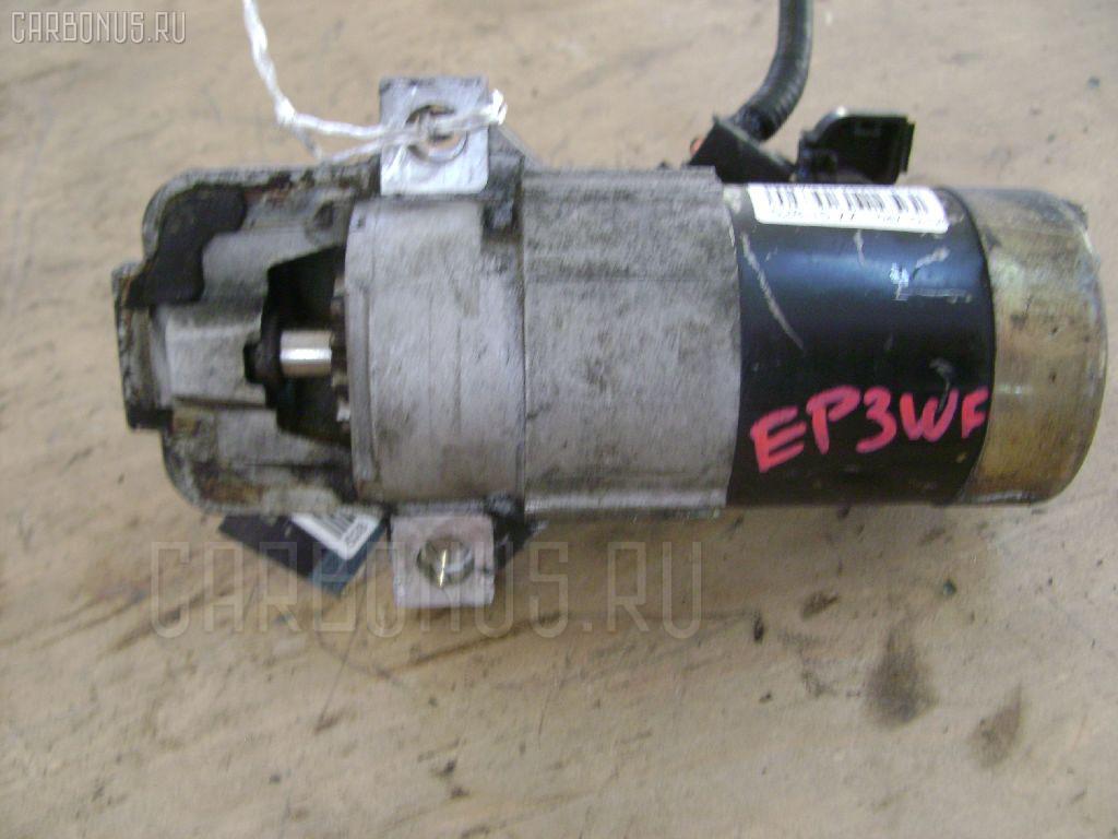 Стартер MAZDA MPV LW3W L3-DE. Фото 2