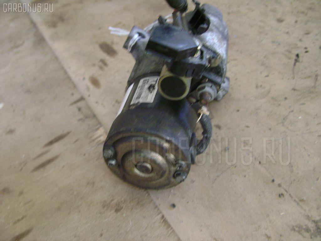 Стартер MAZDA MPV LW3W L3-DE. Фото 4