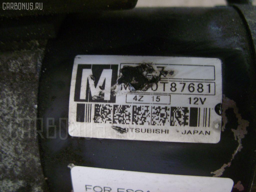 Стартер MAZDA MPV LW3W L3-DE. Фото 3