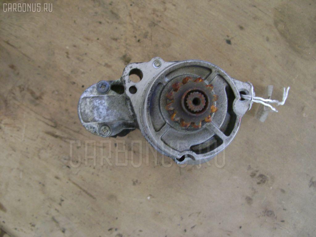 Стартер NISSAN ELGRAND NE51 VQ35DE Фото 2