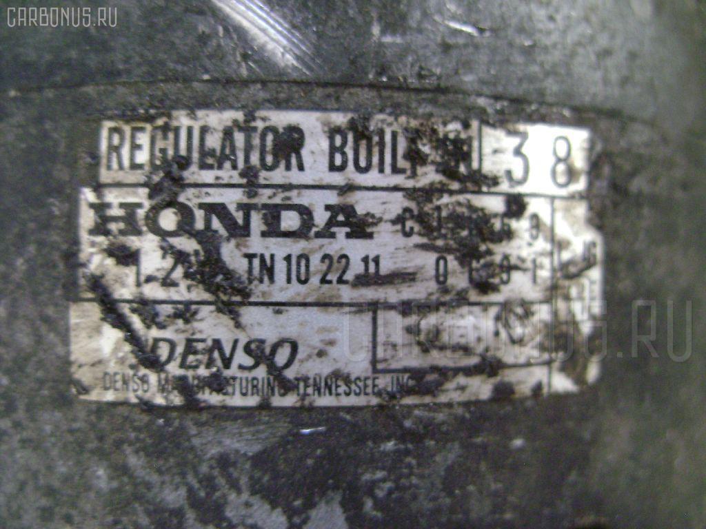 Генератор HONDA ODYSSEY RA9 J30A Фото 3