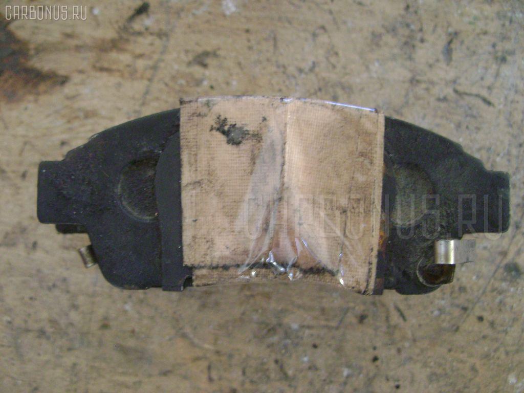 Тормозные колодки TOYOTA CALDINA ST190 4S-FE Фото 2