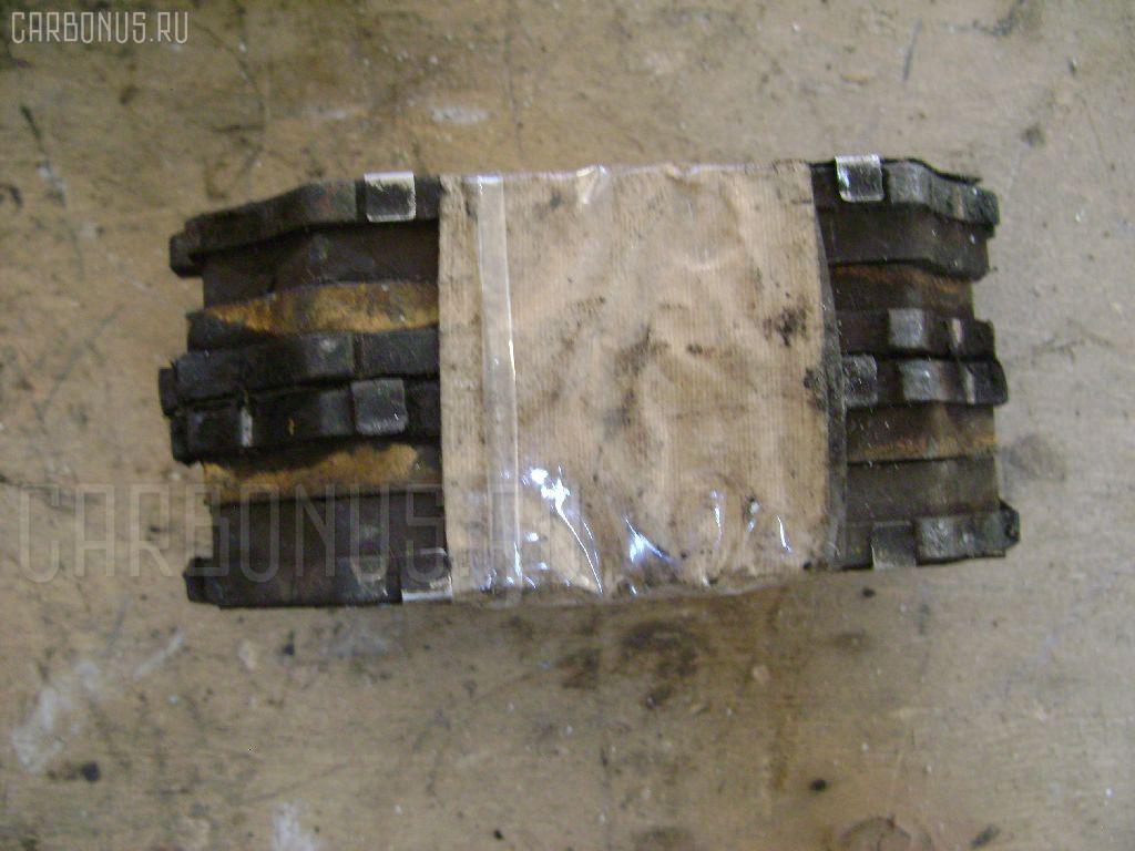 Тормозные колодки MITSUBISHI PAJERO IO H76W 4G93 Фото 1