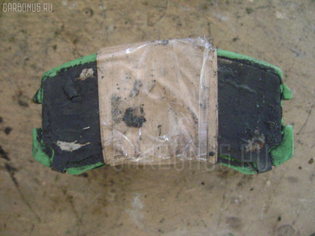 Тормозные колодки MITSUBISHI LANCER CEDIA CS5W 4G93. Фото 2
