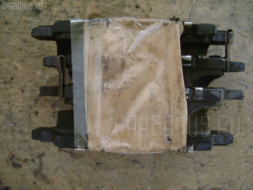 Тормозные колодки TOYOTA SIENTA NCP81G 1NZ-FE. Фото 3