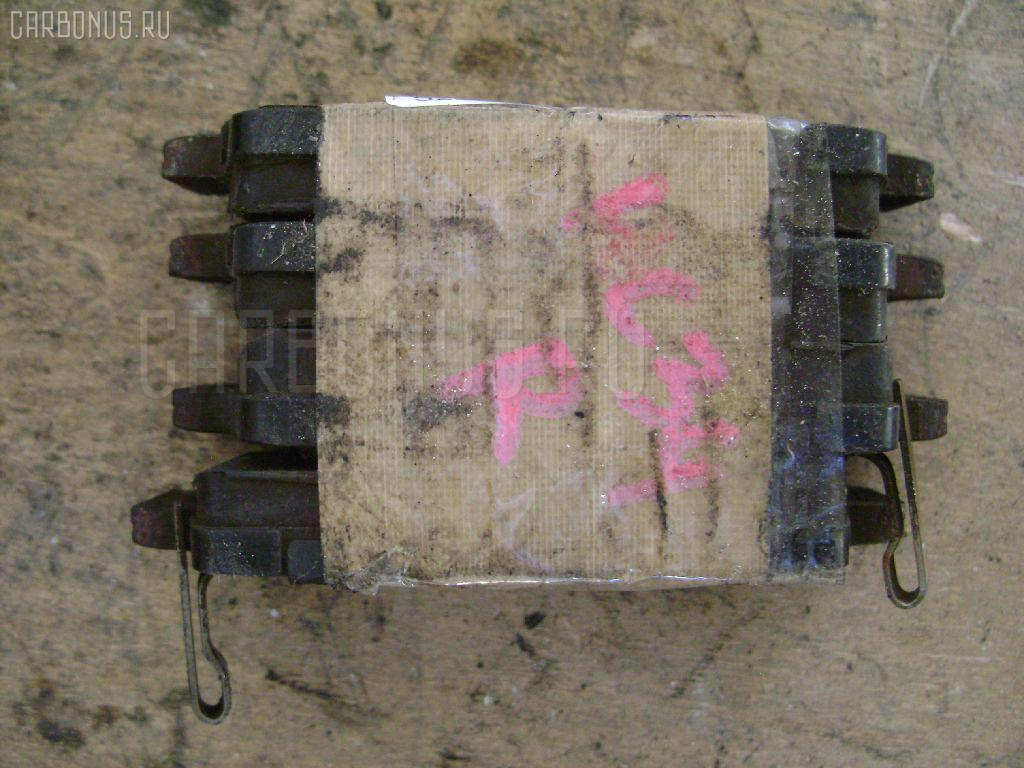 Тормозные колодки NISSAN LAUREL HC34 RB20DE. Фото 5