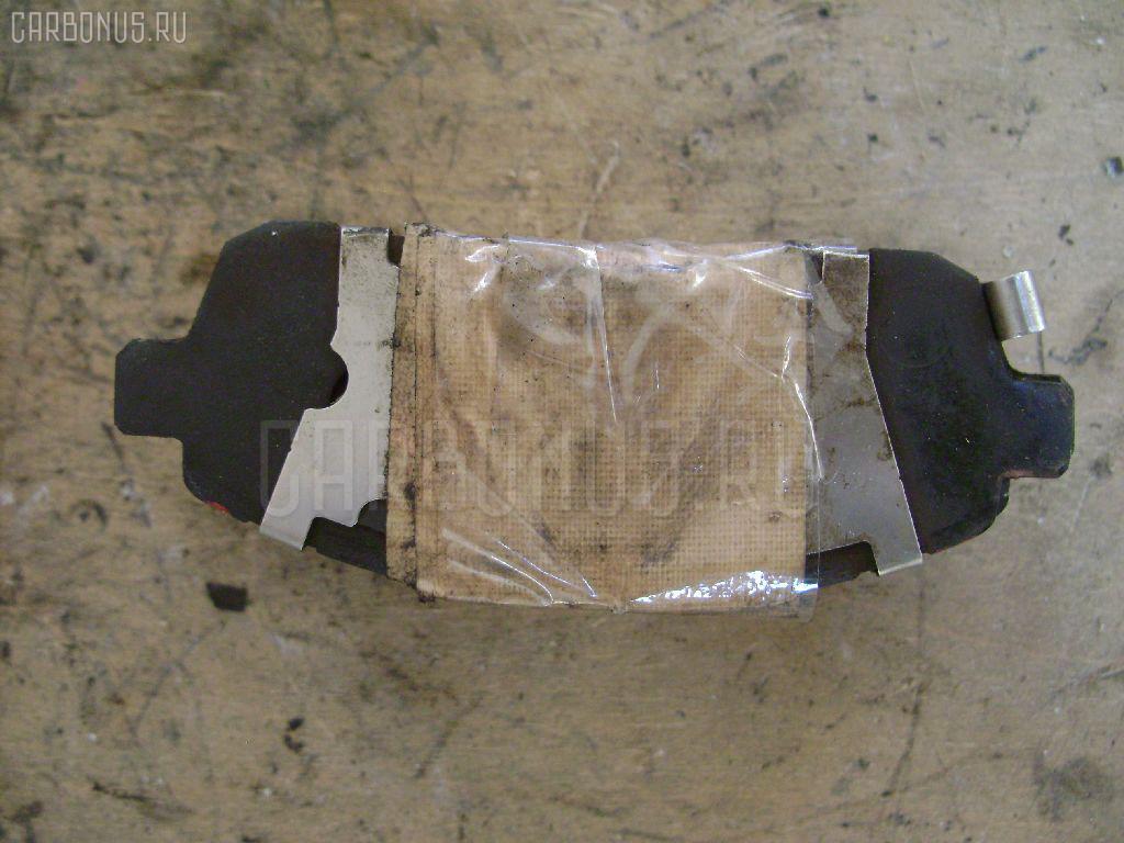 Тормозные колодки Mazda Demio DE3FS ZJ-VE Фото 1