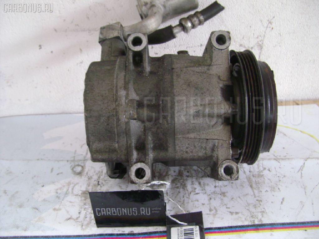 Компрессор кондиционера NISSAN ELGRAND NE51 VQ35DE Фото 1