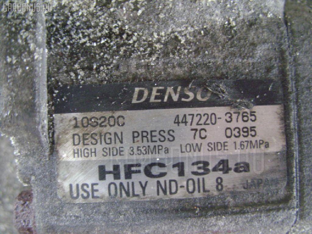 Компрессор кондиционера HONDA ODYSSEY RA8 J30A. Фото 6