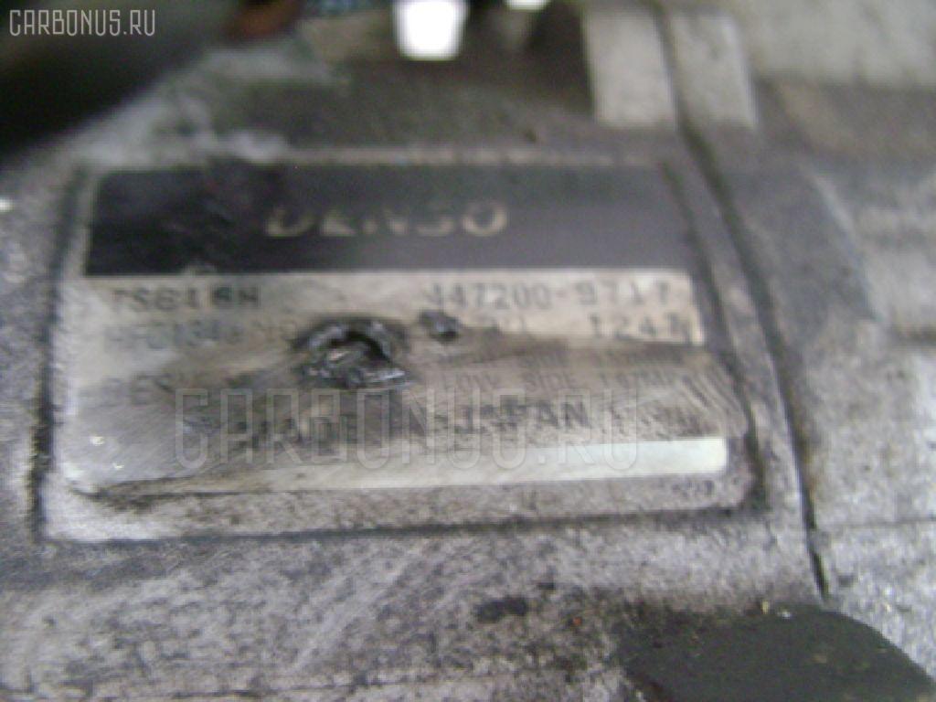 Компрессор кондиционера Toyota Chaser JZX100 1JZ-GE Фото 1