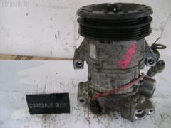 Компрессор кондиционера Toyota Probox NCP51 1NZ-FE Фото 4
