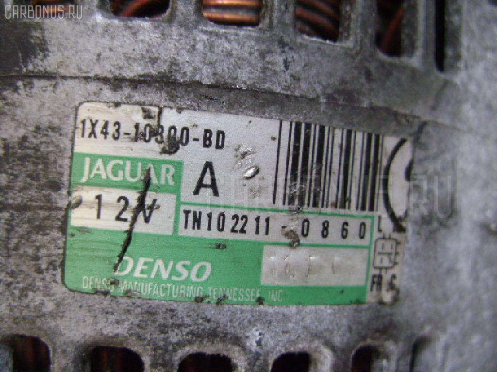 Генератор JAGUAR x-type Фото 4