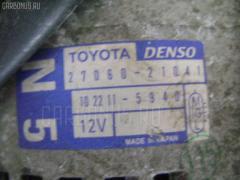 Генератор TOYOTA PROBOX NCP51V 1NZ-FE Фото 4