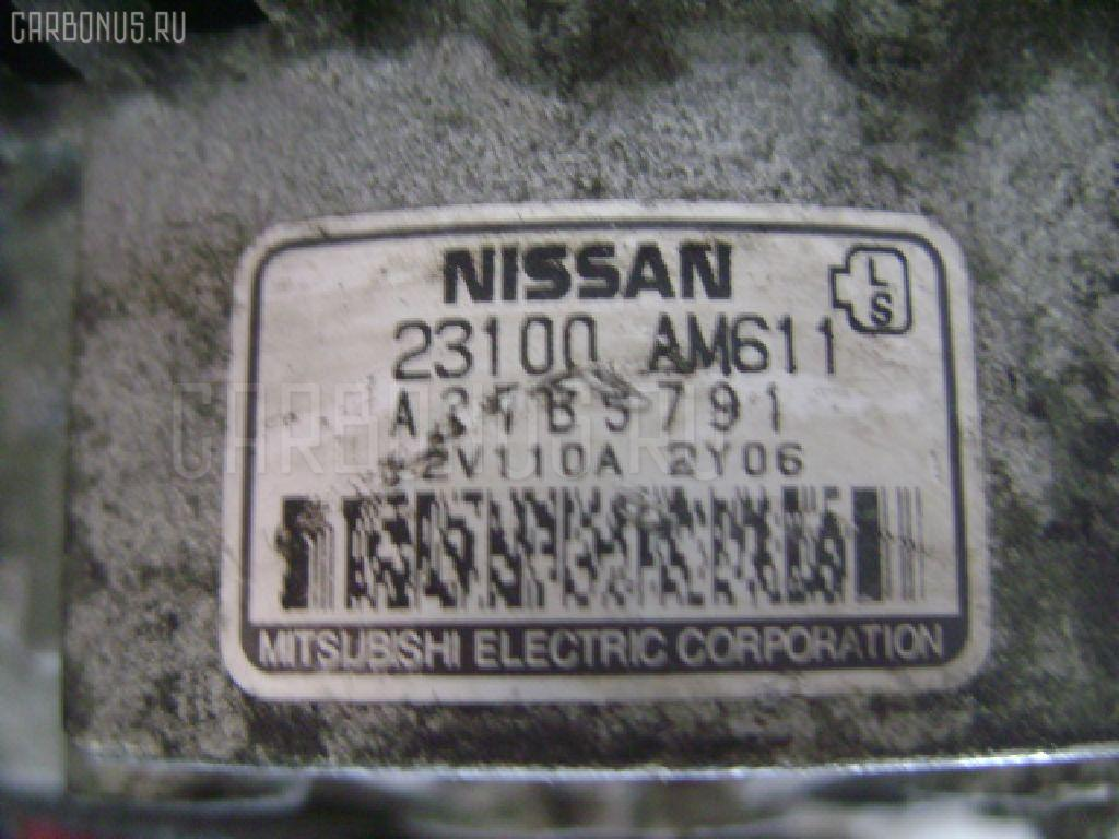 Генератор NISSAN ELGRAND E51 VQ35DE Фото 3
