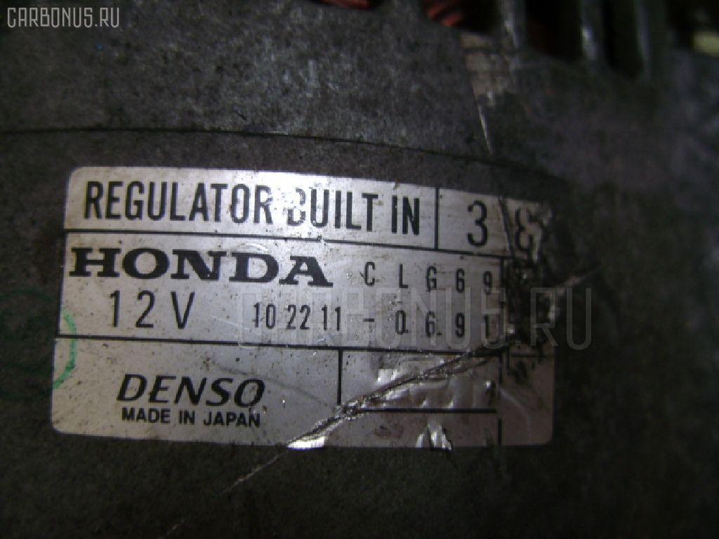 Генератор HONDA ODYSSEY RA8 J30A. Фото 3